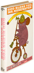 Books:Literature 1900-up, Kurt Vonnegut. God Bless You, Mr. Rosewater. New York:[1965]. First edition....