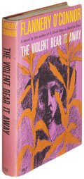 Books:Literature 1900-up, Flannery O'Connor. The Violent Bear It Away. New York:[1960]. First edition.. ...