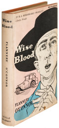 Books:Literature 1900-up, Flannery O'Connor. Wise Blood. London: [1955]. First Englishedition....