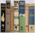 Books:Literature 1900-up, Sherwood Anderson. Group of Seven Liveright Titles. New York:1925-1932. First editions.. ... (Total: 7 Items)