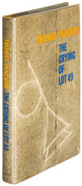 Books:Literature 1900-up, Thomas Pynchon. The Crying of Lot 49. Philadelphia: [1965].First edition....