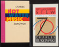 Books:Literature 1900-up, Charles Bukowski. Pair of Black Sparrow Books. Santa Barbara:[1983-1990]. First editions, trade issues, one signed.... (Total: 2Items)