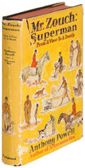 Books:Literature 1900-up, Anthony Powell. Mr. Zouch: Superman. New York: [no date,1934]. First U. S. edition of From a View to a Death.. ...
