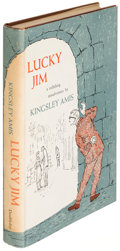 Books:Literature 1900-up, Kingsley Amis. Lucky Jim. Garden City: 1954. First U. S.edition. ...