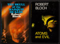 Books:Horror & Supernatural, Robert Bloch. Pair of Inscribed Books. London: [1975-1976]. FirstEnglish editions.... (Total: 2 Items)