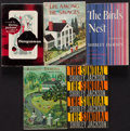 Books:Horror & Supernatural, Shirley Jackson. Group of Five Farrar Books. New York: [1951-1958]. First editions.... (Total: 5 Items)