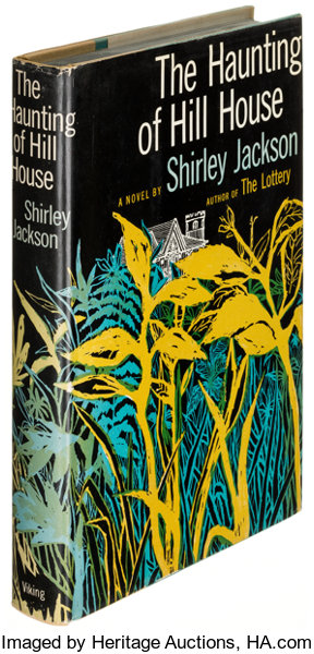 Shirley Jackson The Haunting Of Hill House New York 1959 First Lot 46048 Heritage Auctions