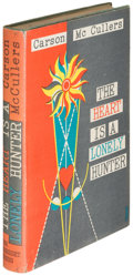 Books:Literature 1900-up, Carson McCullers. The Heart Is a Lonely Hunter. London:1943. First English edition....