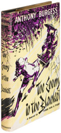 Books:Literature 1900-up, Anthony Burgess. The Enemy in the Blanket. London: [1958].First edition, inscribed....
