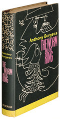 Books:Literature 1900-up, Anthony Burgess. The Worm and the Ring. London: [1961].First edition of an uncommon book, suppressed for legal reas...