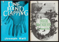 Books:Literature 1900-up, [Anthony Burgess]. Pair of Novels Written as Joseph Kell. London:[1961-1963]. First editions. . ... (Total: 2 Items)