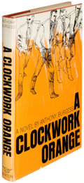 Books:Literature 1900-up, Anthony Burgess. A Clockwork Orange. New York: [1963]. FirstU. S. edition....