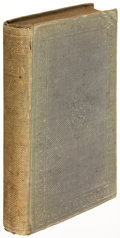 Books:Americana & American History, William Dean Howells. Lives and Speeches of Abraham Lincoln andHannibal Hamlin. Columbus: 1860. First edition, with...