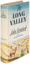 Books:Literature 1900-up, John Steinbeck. The Long Valley. New York: 1938. Firstedition....