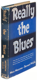 """Books:Literature 1900-up, Milton """"Mezz"""" Mezzrow and Bernard Wolfe. Really the Blues.New York: [1946]. First edition, signed...."""