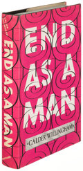 Books:Literature 1900-up, Calder Willingham. End as a Man. New York: [1947]. Firstedition....