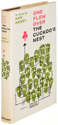 Books:Literature 1900-up, Ken Kesey. One Flew Over the Cuckoo's Nest. London: [1962].First English edition....