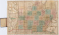 Books:Maps & Atlases, John Farmer. Map of the Surveyed Part of the Territory ofMichigan. New York: 1836. Second edition, New York issue. ...