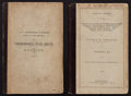 Books:Maps & Atlases, George M. Wheeler. U. S. Geographical Surveys West of the 100thMeridian. Appendix NN [and:] Topographical Atlas Sheet...(Total: 2 Items)