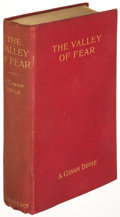 Books:Mystery & Detective Fiction, A[rthur]. Conan Doyle. The Valley of Fear. London: 1915.First English edition....