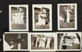 Books:Photography, [Vernacular Photography]. Group of Seven Albums of Photographs. Circa 1920-1945.... (Total: 7 Items)