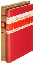 Books:Literature 1900-up, Erskine Caldwell. Journeyman. New York: [1935]. First edition, unrecorded lettered copy....
