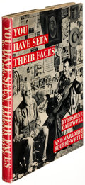 Books:Photography, Erskine Caldwell and Margaret Bourke-White. You Have Seen TheirFaces. New York: 1937. First edition....