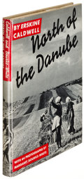 Books:Photography, Erskine Caldwell and Margaret Bourke-White. North of the Danube. New York: 1939. First edition....