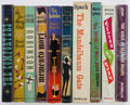 Books:Literature 1900-up, Muriel Spark. Group of Ten Macmillan Books. London: 1957-1963.First editions.. ... (Total: 10 Items)