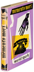 Books:Literature 1900-up, Muriel Spark. Memento Mori. London: 1959. First edition,signed.. ...