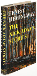 Books:Literature 1900-up, Ernest Hemingway. The Nick Adams Stories. New York: [1972].First edition....