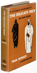 Books:Literature 1900-up, Paul Bowles. The Delicate Prey and Other Stories. [New York:1950]. First edition. ...