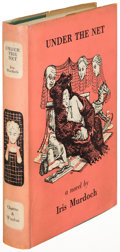 Books:Literature 1900-up, Iris Murdoch. Under the Net. London: 1954. First edition....