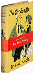 Books:Literature 1900-up, Iris Murdoch. The Sandcastle. London: 1957. First Englishedition....