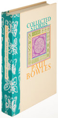 Books:Literature 1900-up, [Gore Vidal]. Paul Bowles. Collected Stories 1939-1976.Santa Barbara: 1979. First edition, limited, signed....