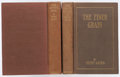 Books:Literature 1900-up, Henry James. Pair of Scribner's Books. New York: [1903, 1910].Mixed first editions.... (Total: 2 Items)