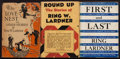 Books:Literature 1900-up, Ring W. Lardner. Group of Three Scribner's Books. New York:1926-1934. First editions.... (Total: 3 Items)