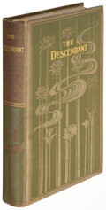 Books:Literature 1900-up, Ellen Glasgow. The Descendant. New York: 1897. Firstedition, inscribed.. ...