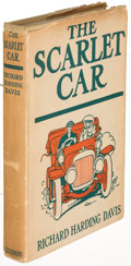 Books:Literature 1900-up, Richard Harding Davis. The Scarlet Car. New York: 1907.First edition....
