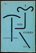 Books:Literature 1900-up, Vladimir Nabokov. Nine Stories. Direction Two. NewYork: 1947. First edition in wrappers. ...