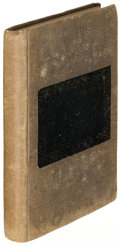 Books:Children's Books, Nathaniel Hawthorne. Grandfather's Chair... Boston: 1841.First edition....