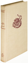 Books:Literature 1900-up, Dorothy Parker. After Such Pleasures. New York: 1933. Firstedition, signed-limited issue....