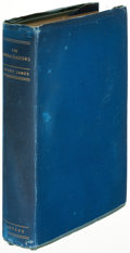 Books:Literature 1900-up, Henry James. The Ambassadors. New York: 1903. First U. S.edition....