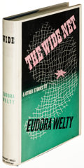 Books:Literature 1900-up, Eudora Welty. The Wide Net. New York: [1943]. Firstedition....