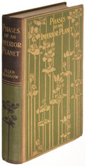 Books:Fiction, Ellen Glasgow. Phases of an Inferior Planet. New York: 1898.First edition, signed....