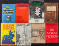 Books:Literature Pre-1900, John Gardner. Group of Eight Books. New York: [1970-1977]. Firsteditions, six inscribed.... (Total: 8 Items)