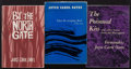 Books:Literature 1900-up, Joyce Carol Oates. Group of Three Vanguard Press Titles. New York:[1963-1975]. First editions.... (Total: 3 Items)
