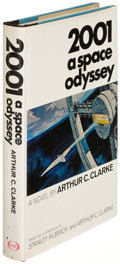 Books:Science Fiction & Fantasy, Arthur C. Clarke. 2001: A Space Odyssey. [New York: 1968]. First edition....
