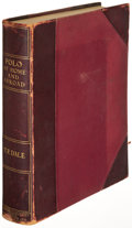 Books:Biography & Memoir, T[homas] F[rancis] Dale. Polo at Home and Abroad. London:1915. Limited....