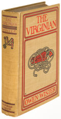 Books:Americana & American History, Owen Wister. The Virginian. New York: 1902. First edition....
